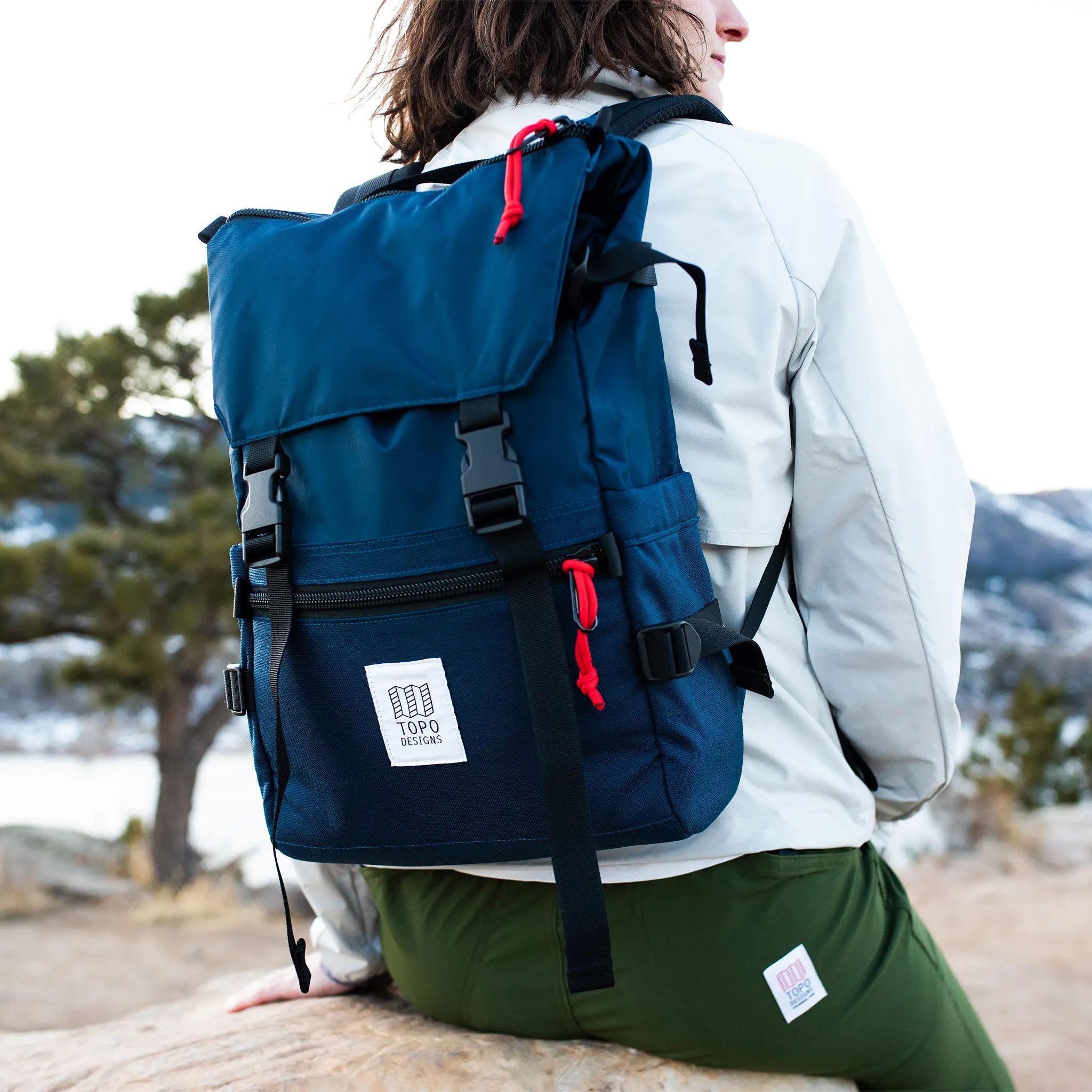 Batohy, tašky a oblečenie od Topo Designs