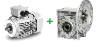 Jak funguje elektromotor s převodovkou?