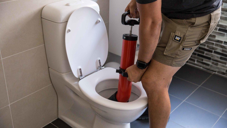 krtkovanie toalety